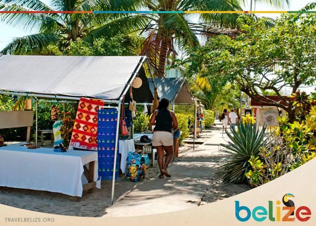Placencia Sidewalk Chabil Mar Belize Resort