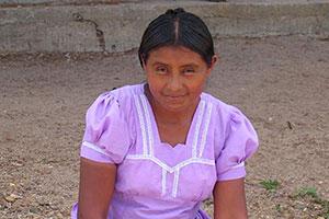 Belize Maya Woman
