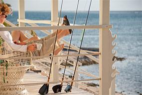 Fishing at Turneffe Flats Lodge
