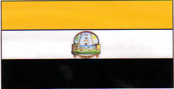 garifuna flag Chabil Mar Resort Belize