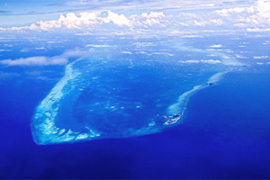 dive Glovers Reef Atoll