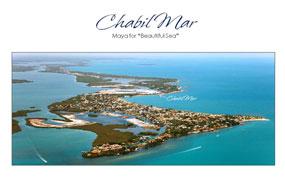 Aerial of Chabil Mar