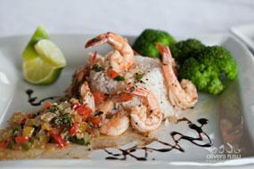 dinner at Chabil Mar