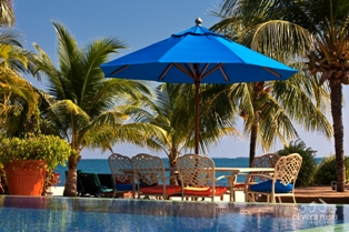 Pool North Infinity Belize Resort Chabil Mar