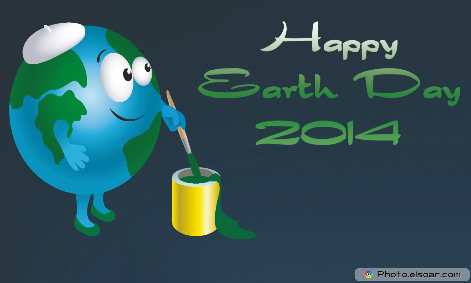 happy earth day 2014