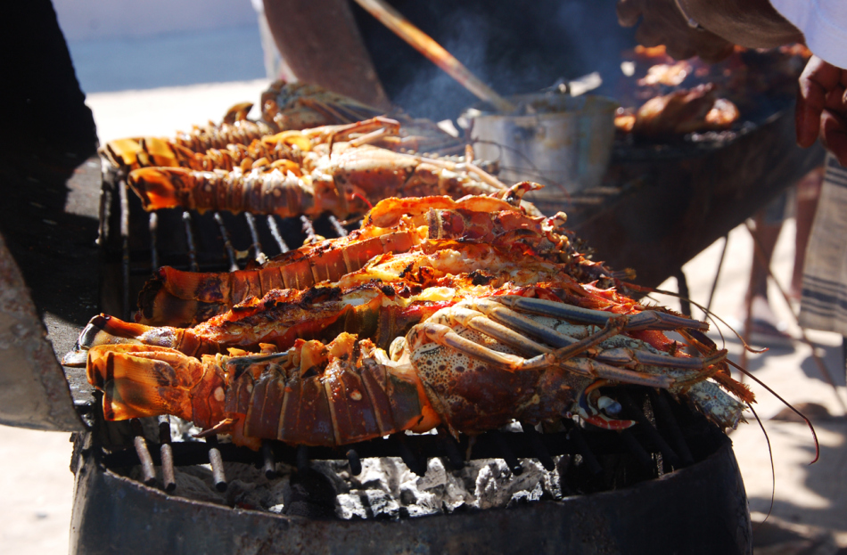 lobsterfest in placencia 2016