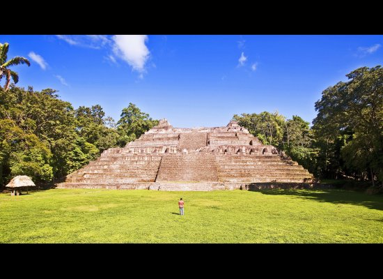 caracol maya city belize