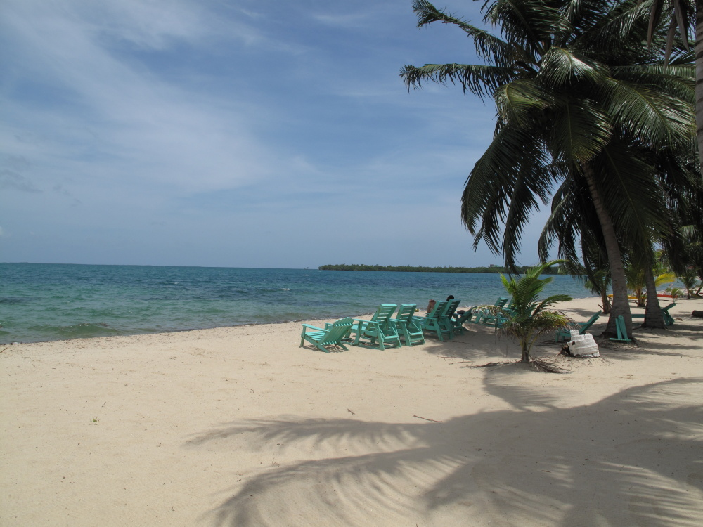 Beach San Pedro Sun Chabil Mar Belize Resort