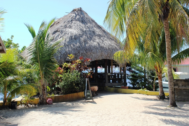 Yolis Bar Chabil Mar Resort Belize
