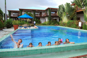 family vacation belize