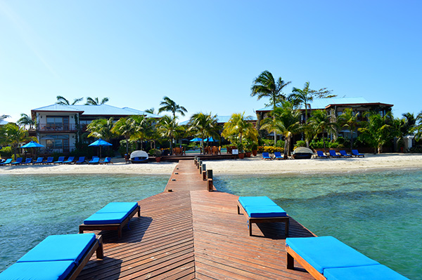 where to stay in placencia belize
