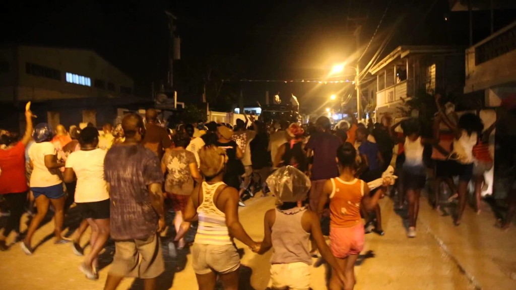 Belize J'ouvert