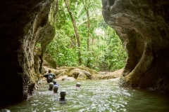 Caving in Belize and Underworld Adventure