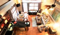 Some Chabil Mar Villas include Lofts