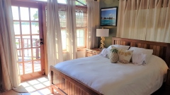 A Guest Bedroom in one of our 2 Bedroom/2 Bath Villas
