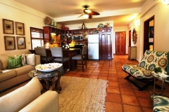Each Villa is Uniquely Designed and Furnished Living Area In Addition to Your Bedroom