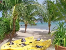Our Complimentary Kayaks Await You