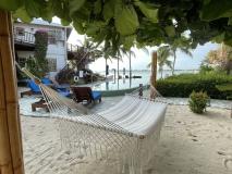 A Hammock Kind of Day at-Chabil-Mar-Resort-Belize