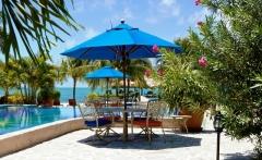 Poolside Dining - Breakfast, Lunch or Dinner - Chabil Mar Resort Belize