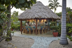 Kaleidoscope Bar and Lounge - Daily Happy Hours - Chabil-Mar-Resort-Belize