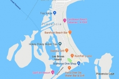 Google Maps 02-2019 Placencia  Village