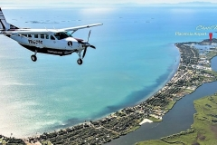 Tropic and Maya Air Flights to Placencia Airport and Village Hourly