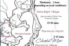 Peninsula - 18 Miles to Placencia Village