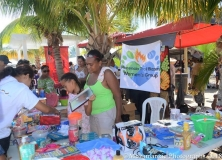 Local Crafts at Lobsterfest Each Year in Placencia Village - Join in the Festivities via a Stroll along the Beach from Chabil Mar