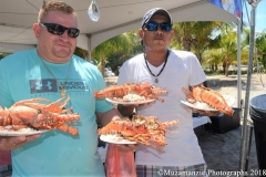Can you say Lobster? - YUM - Lobsterfest, Placencia Village, Belize