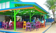 Barefoot Beach Bar Placencia Village, Belize