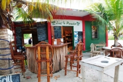 Lost in Paradise - Placencia, Belize - Along the Sidewalk