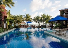 Pool-Palm-Chabil-Mar-Resort-Belize