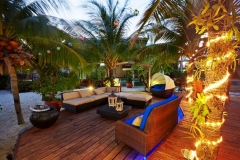 Cafe Mar's Beachside Lounge - Relax Day and Evening - Photo by Mike Walker