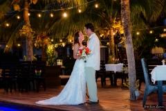 First-Dance-Night-Wedding-Chabil-Mar-Resort-Belize