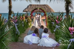Wedding Ceremony on the Pier