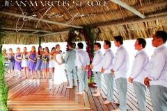 Ceremony on the Pier