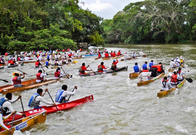 La Ruta Maya-Belize River Challenge