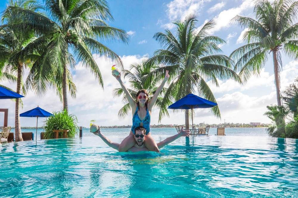 belize all inclusive honeymoon resort