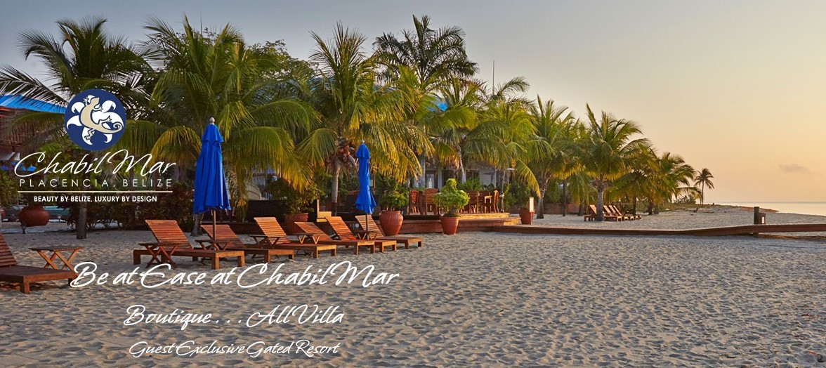 Be at Ease at Chabil Mar Resort Belize