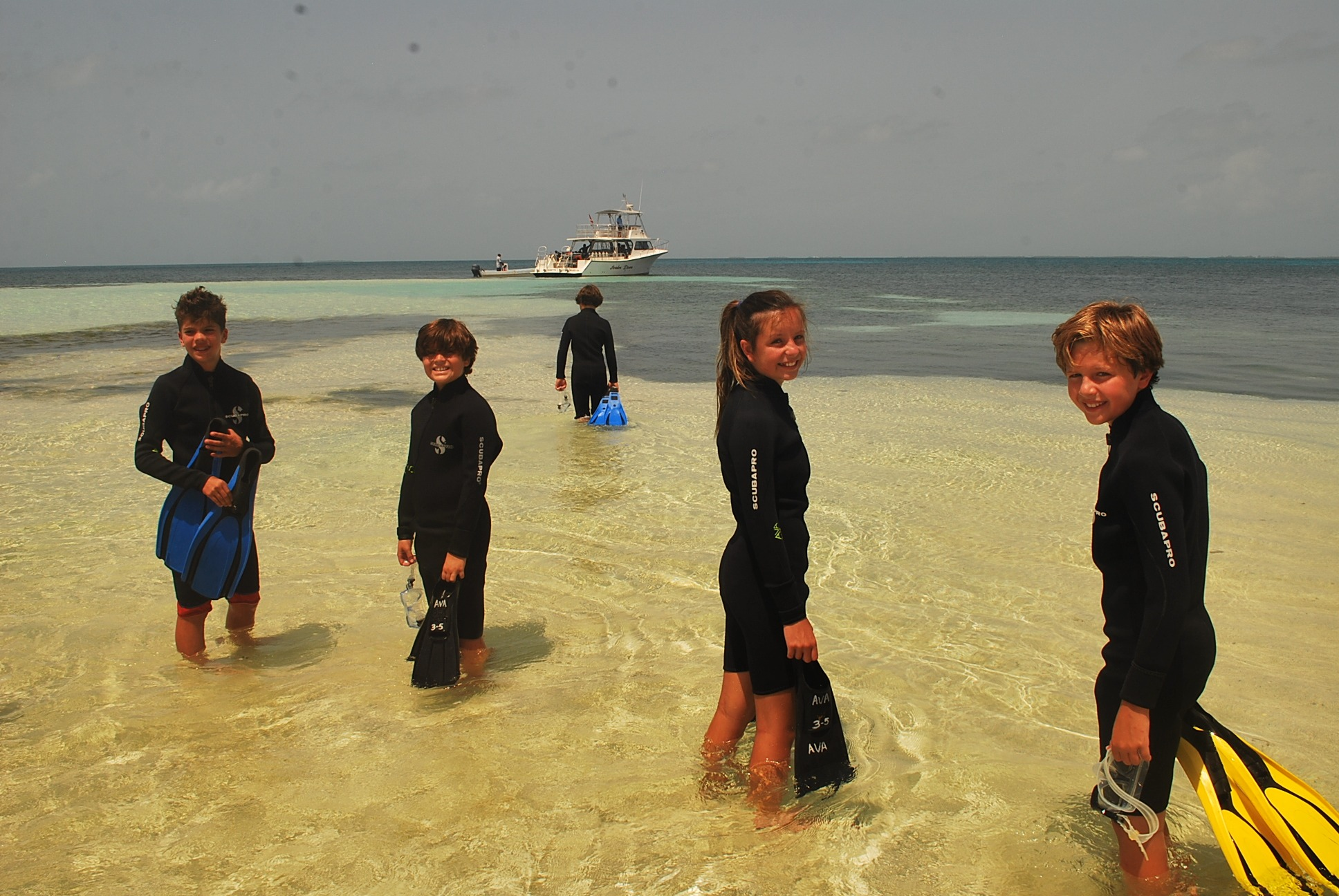 Belize Summer Family Vacations
